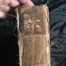 Libros antiguos: CODICIS FABRIANI - ANTOINE FAVRE - DERECHO - GRAN FORMATO - 850 PÁGINAS. Lote 184145030