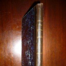 Libros antiguos: LEYES SOBRE ABOLICION DE LA PENA DE ARGOLLA ---LEYES MATRIMONIO Y REGISTRO CIVIL 1870 MADRID . Lote 184406238