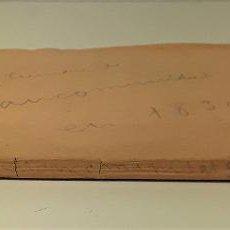 Libros antiguos: ESPOSICIÓN ELEVADA Á S. M. LA REINA GOBERNADORA, POR LA DIPUTACIÓN PROVINCIAL.. Lote 184605967