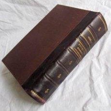Libros antiguos: ESTATUTO MUNICIPAL Y SUS REGLAMENTOS 1930 EL CONSULTOR DE LOS AYUNTAMIENTOS Y JUZGADOS MUNICIPALES. Lote 186215087