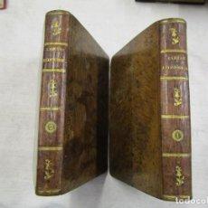 Libros antiguos: CARTAS ECONÓMICAS ESCRITAS POR UN AMIGO A OTRO, O SEA....RAMÓN MARÍA CAÑEDO, MADRID 1832 2 TOMOS +. Lote 187429962