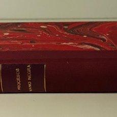 Libros antiguos: LOS PROCESOS DE LA MANO NEGRA. VARIOS AUTORES. IMP. REVISTA LEGISLACIÓN. MADRID. 1883.. Lote 187590438
