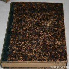 Libros antiguos: BOLETIN DEL SECRETARIADO, AÑOS 1881 1882 ASOCIACION COOPERATIVA DEL SECRETARIADO, LIBRO ANTIGUO. Lote 188432961
