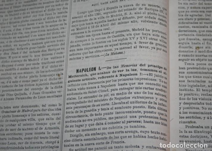 Libros antiguos: BOLETIN DEL SECRETARIADO, AÑOS 1881 1882 ASOCIACION COOPERATIVA DEL SECRETARIADO, LIBRO ANTIGUO - Foto 4 - 188432961