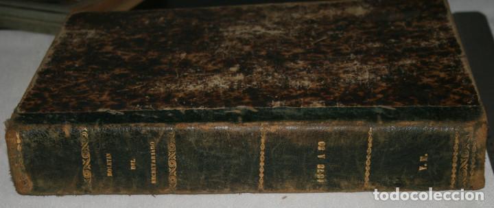 Libros antiguos: BOLETIN DEL SECRETARIADO, AÑOS 1878 1879 1880 ASOCIACION COOPERATIVA DEL SECRETARIADO, LIBRO ANTIGUO - Foto 2 - 188433568