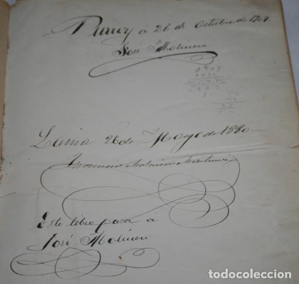 Libros antiguos: BOLETIN DEL SECRETARIADO, AÑOS 1878 1879 1880 ASOCIACION COOPERATIVA DEL SECRETARIADO, LIBRO ANTIGUO - Foto 3 - 188433568