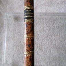 Libros antiguos: INFORME DE LA SOCIEDAD ECONÓMICA DE MADRID, EN EL EXPEDIENTE DE LEY AGRARIA POR D.G.M DE JOVELLANOS. Lote 188628452