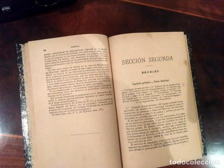 Libros antiguos: MANUAL DE HACIENDA MUNICIPAL- ABELLA - MADRID 1923 (Conserva desplegables) - Foto 8 - 189376058