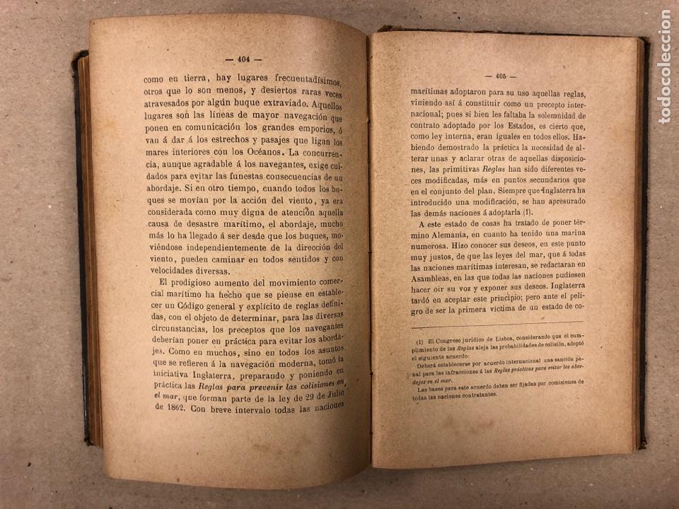 Libros antiguos: ELEMENTOS DE DERECHO INTERNACIONAL PRIVADO. MANUEL TORRES CAMPOS. LIBRERÍA DE FERNANDO FÉ 1906. - Foto 9 - 190176110