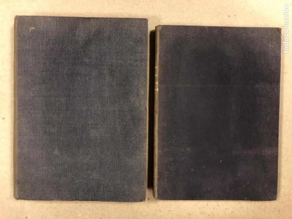 Libros antiguos: APUNTES DE DERECHO POLÍTICO Y ADMINISTRATIVO UNIVERSIDAD CENTRAL CURSO 1858-1859. 2 TOMOS. - Foto 2 - 190178585