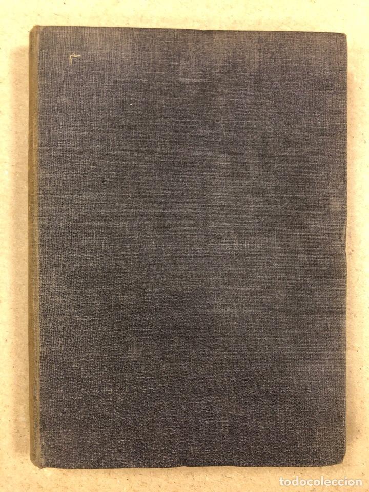 Libros antiguos: APUNTES DE DERECHO POLÍTICO Y ADMINISTRATIVO UNIVERSIDAD CENTRAL CURSO 1858-1859. 2 TOMOS. - Foto 3 - 190178585