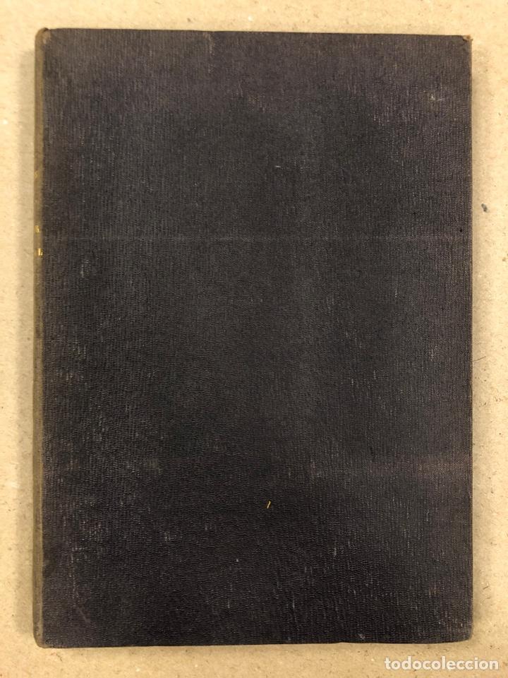 Libros antiguos: APUNTES DE DERECHO POLÍTICO Y ADMINISTRATIVO UNIVERSIDAD CENTRAL CURSO 1858-1859. 2 TOMOS. - Foto 10 - 190178585