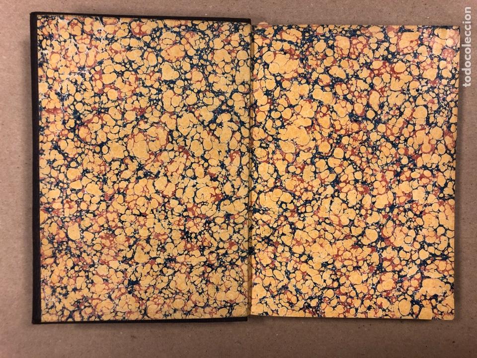 Libros antiguos: APUNTES DE DERECHO POLÍTICO Y ADMINISTRATIVO UNIVERSIDAD CENTRAL CURSO 1858-1859. 2 TOMOS. - Foto 11 - 190178585