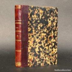 Libros antiguos: 1869 DERECHO - JURISPRUDENCIA CIVIL COLECCION COMPLETA DE LAS SENTENCIAS DICTADAS POR EL TRIBUNAL SU. Lote 190606761