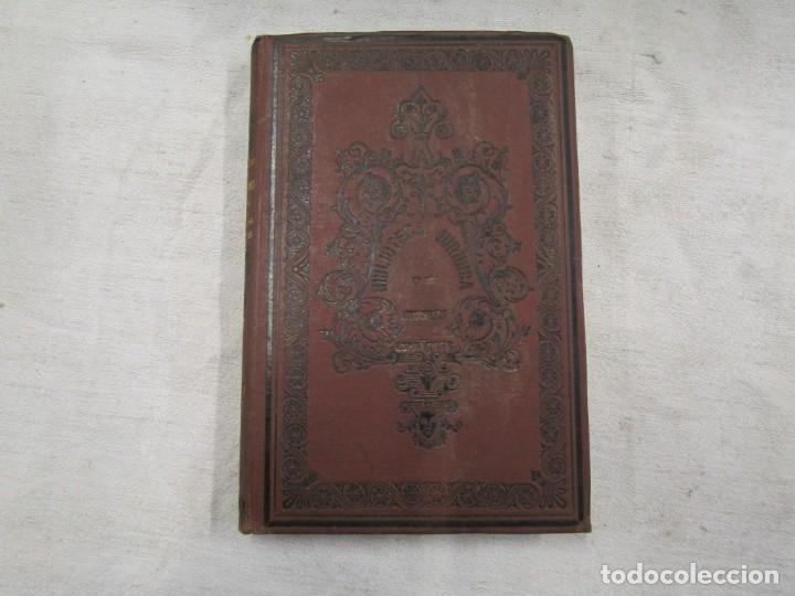 Libros antiguos: INSTITUCIONES JURIDICAS DE LOS HEBREOS ESPAÑOLES - F. F. GONZALEZ - MADRID 1881+ INFO - Foto 2 - 190875427