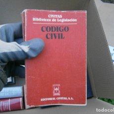 Libros antiguos: CODIGO CIVIL. Lote 190987218