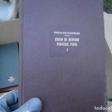 Libros antiguos: CURSO DE DERECHO¡¡¡¡. Lote 190987868