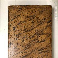 Libros antiguos: ELEMENTOS DE DERECHO CIVIL Y PENAL DE ESPAÑA POR D PEDRO DE LA SERNA Y D. JUAN MANUEL MONTALBAN. LEE. Lote 191862975