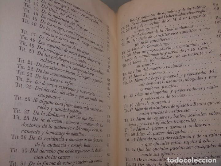 Libros antiguos: IMPORTANTE OBRA EN 4 TOMOS..USAGES DE CATALUÑA Y DEMAS DERECHOS....AÑO 1832 - Foto 13 - 194121355