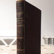 Libros antiguos: LIBRO TRATADO DE DERECHO INTERNACIONAL PÚBLICO. Lote 194168657
