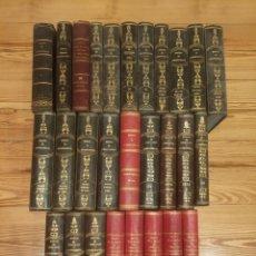 Libros antiguos: BOLETÍN SEMANAL REVISTA GENERAL LEGISLACIÓN Y JURISPRUDENCIA 1856 HASTA 1879. Lote 194190617