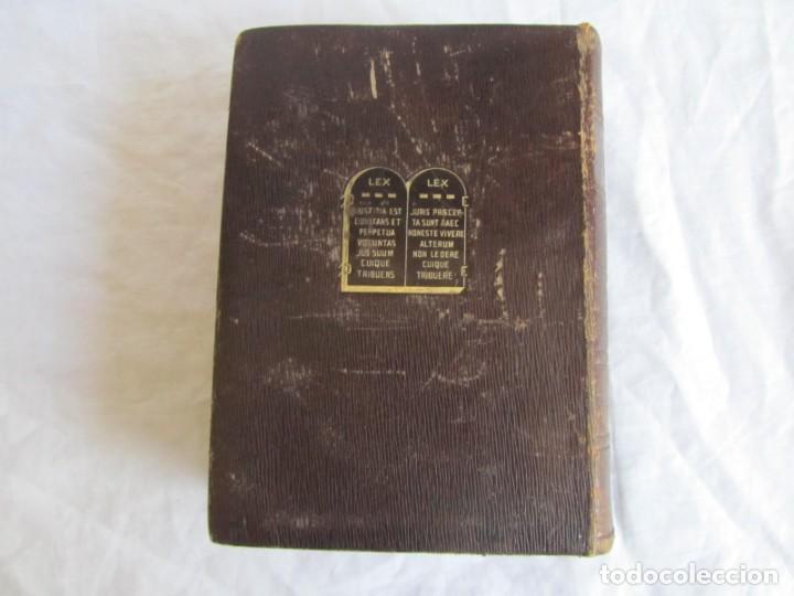 Libros antiguos: Legislación española Leyes mercantiles Carazony Granados Segovia 1935 - Foto 3 - 194218363