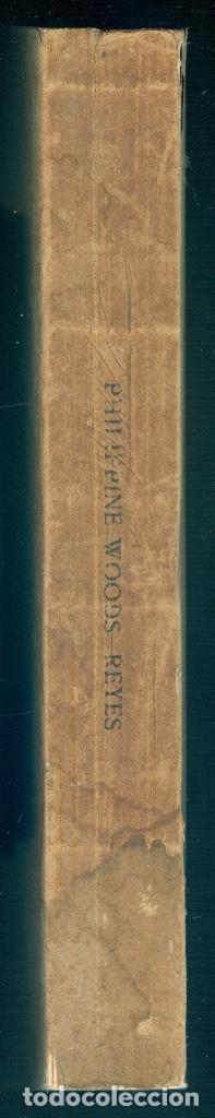 Libros antiguos: NUMULITE L1228 Philippine woods Luis J. Reyes Manila 1938 Maderas de Filipinas Falta portada - Foto 6 - 194238498