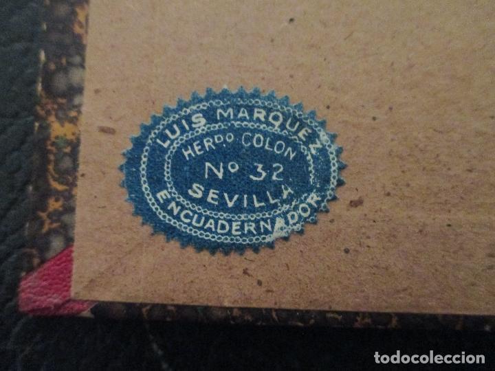 Libros antiguos: MANUEL DEL NIDO Y TORRES. LEY DE ACCIDENTES DEL TRABAJO. 1911. SEVILLA. DERECHO. - Foto 2 - 194322843