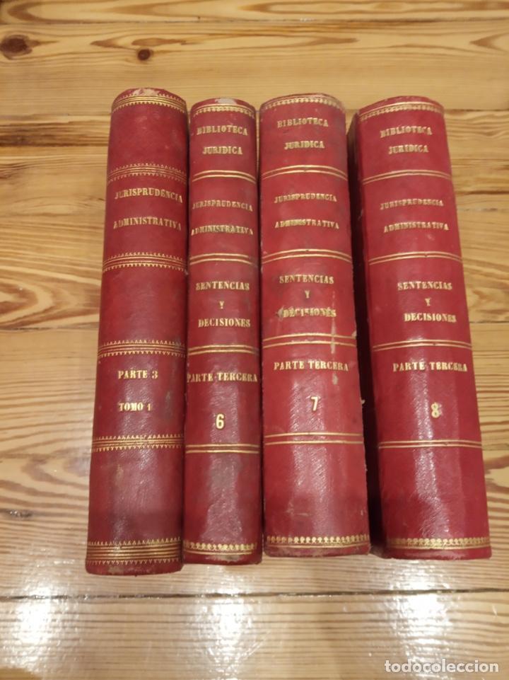 REVISTA GENERAL DE LEGISLACIÓN Y JURISPRUDENCIA 1870 1875 1877 1878 (Libros Antiguos, Raros y Curiosos - Ciencias, Manuales y Oficios - Derecho, Economía y Comercio)