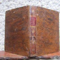 Libros antiguos: COLECCIÓN DE LAS CAUSAS MÁS CÉLEBRES... PARTE ESPAÑOLA. TOMO I. EDICION 1837?? FALTA PORTADA + INFO. Lote 194348607