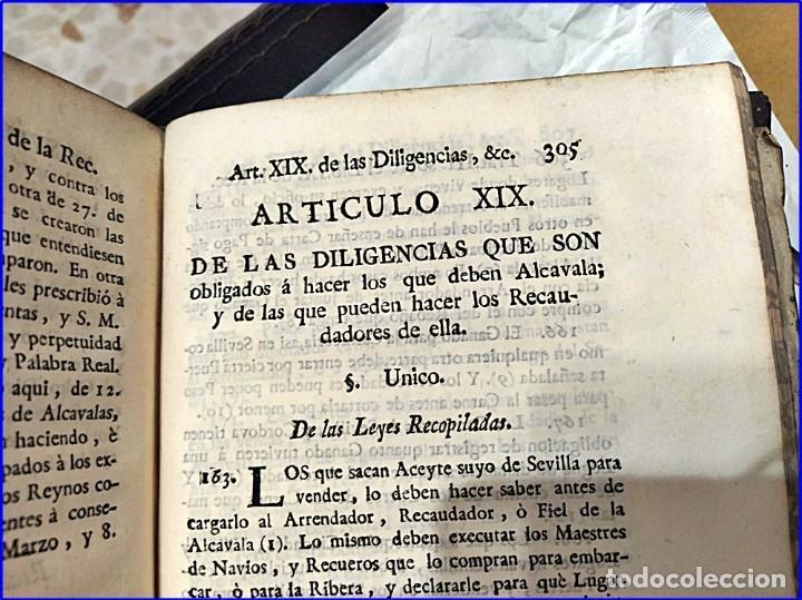 Libros antiguos: AÑO 1772: MADRID. LIBRERÍA DE JUECES. 2 VOLUM: MANCEBAS,MORISCOS,HECHICEROS,CATALUÑA EN LO JUDICIAL - Foto 6 - 194521381