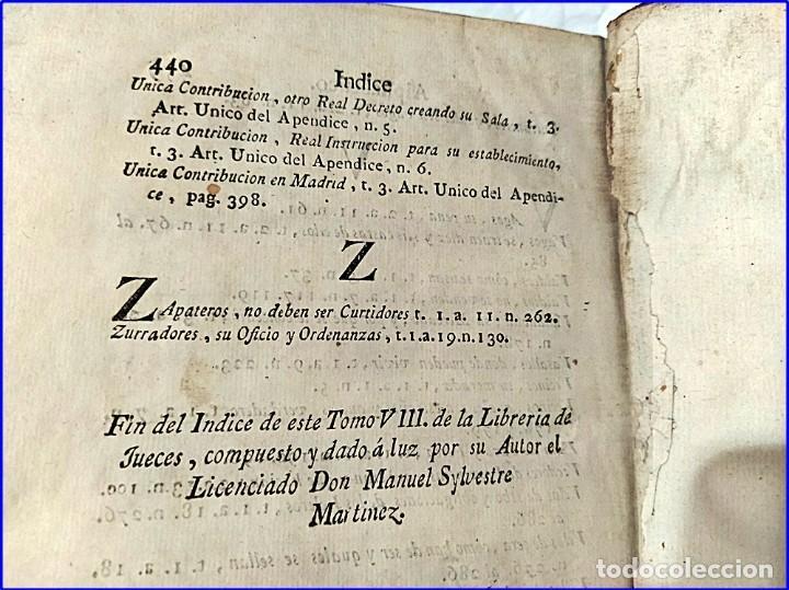 Libros antiguos: AÑO 1772: MADRID. LIBRERÍA DE JUECES. 2 VOLUM: MANCEBAS,MORISCOS,HECHICEROS,CATALUÑA EN LO JUDICIAL - Foto 9 - 194521381