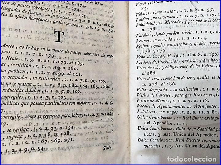 Libros antiguos: AÑO 1772: MADRID. LIBRERÍA DE JUECES. 2 VOLUM: MANCEBAS,MORISCOS,HECHICEROS,CATALUÑA EN LO JUDICIAL - Foto 10 - 194521381