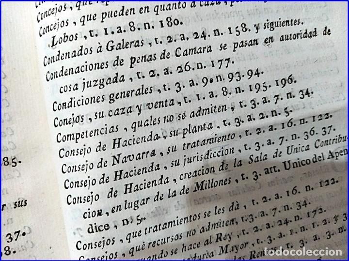 Libros antiguos: AÑO 1772: MADRID. LIBRERÍA DE JUECES. 2 VOLUM: MANCEBAS,MORISCOS,HECHICEROS,CATALUÑA EN LO JUDICIAL - Foto 18 - 194521381