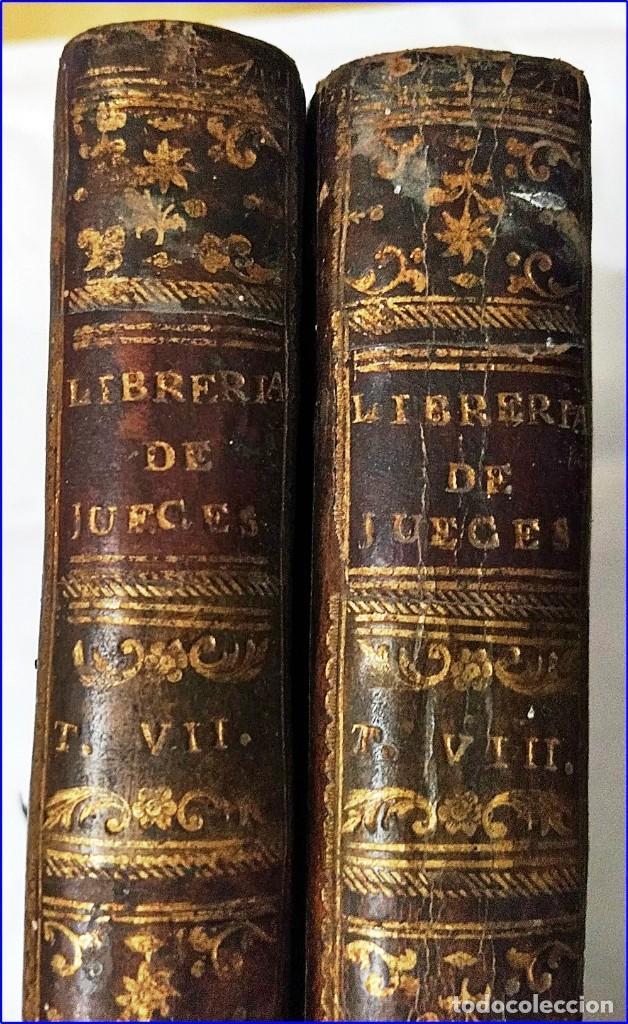 Libros antiguos: AÑO 1772: MADRID. LIBRERÍA DE JUECES. 2 VOLUM: MANCEBAS,MORISCOS,HECHICEROS,CATALUÑA EN LO JUDICIAL - Foto 31 - 194521381