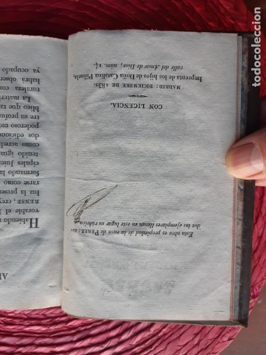 Libros antiguos: Manual teórico-practico de los juicios de inventario 1832 - Foto 6 - 194586237