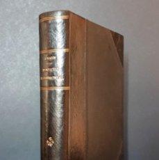 Libros antiguos: DERECHO MATRIMONIAL DE LOS ESTADOS EUROPEOS Y SUS COLONIAS, TOMO 1. J. HAHN. BARCELONA- 1907. Lote 194589976