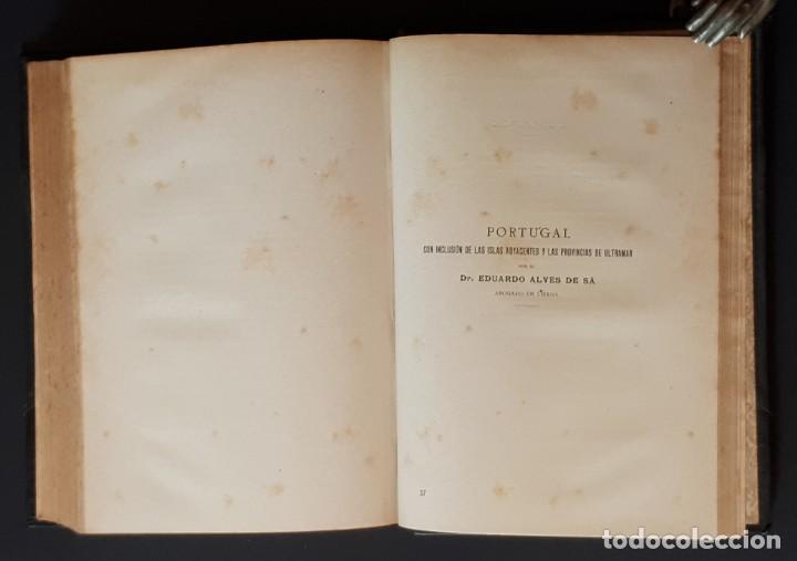 Libros antiguos: DERECHO MATRIMONIAL DE LOS ESTADOS EUROPEOS Y SUS COLONIAS, TOMO 1. J. HAHN. BARCELONA- 1907 - Foto 15 - 194589976