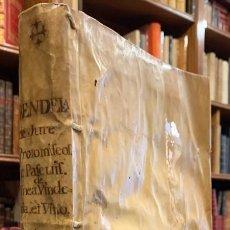 Libros antiguos: TRACTATUS DE JURE PROTOMISEOS. TRACTATUS DE PASCUIS...TRACTATUS DE VINEA, VINDEMIA, ET VINO. Lote 194566175