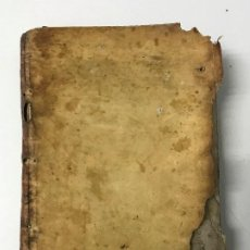 Libros antiguos: IVÁN DE HEVIA BOLAÑOS PRIMERA Y SEGUNDA PARTE DE CURIA FILIPICA. MADRID, 1669. Lote 194651173