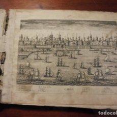 Libros antiguos: ARTE DE PARTIDA DOBLE. LUQUE Y LEYVA. CADIZ 1744. Lote 194684608