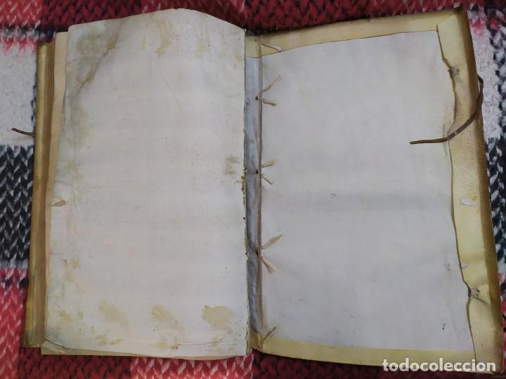 Libros antiguos: 1623. Opiniones de comunes. Jerónimo de Cevallos. Derecho Canónico. Folio. Pergamino. - Foto 26 - 194785091