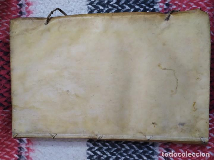 Libros antiguos: 1623. Opiniones de comunes. Jerónimo de Cevallos. Derecho Canónico. Folio. Pergamino. - Foto 30 - 194785091