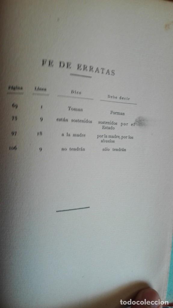 Libros antiguos: Rudimentos de derecho 1916 Fernando Alonso y Zegri - Foto 5 - 194862171