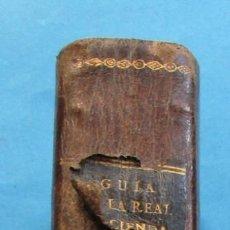 Libros antiguos: GUIA DE LA HACIENDA PÚBLICA DE ESPAÑA AÑO 1816.ALEJANDRO ATANASIO JARAMILLO.PIELXVI+. 94+288+119 PÁG. Lote 194862570