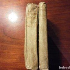 Libros antiguos: DERECHO DE PAZ Y DE GUERRA. OLMEDA Y LEON. 2 TOMOS. 1771. COMPLETO. Lote 195216981