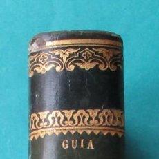 Libros antiguos: GUÍA DE LA HACIENDA PÚBLICA. PARTE LEGISLATIVA DE 1848. ANTONIO GARCÍA JIMÉNEZ. 1849. 16 X 11 CM. Lote 195260375