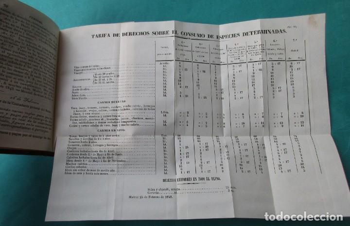 Libros antiguos: GUÍA DE LA HACIENDA PÚBLICA. PARTE LEGISLATIVA DE 1848. ANTONIO GArcía jiménez. 1849. 16 X 11 CM - Foto 4 - 195260375