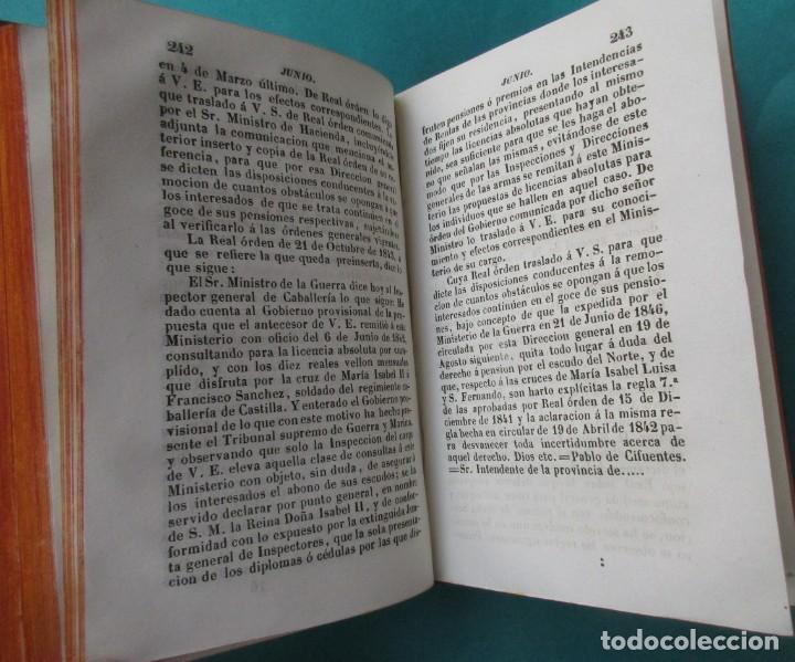 Libros antiguos: GUÍA DE LA HACIENDA PÚBLICA. PARTE LEGISLATIVA DE 1848. ANTONIO GArcía jiménez. 1849. 16 X 11 CM - Foto 6 - 195260375