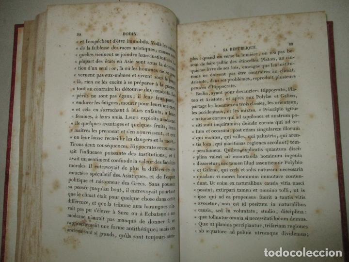 Libros antiguos: INTRODUCTION GÉNÉRALE A LHISTOIRE DU DROIT. LERMINIER, E. 1835. - Foto 3 - 195281200